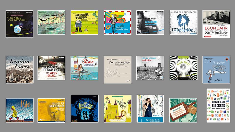 Deutscher Hörbuchpreis 2014