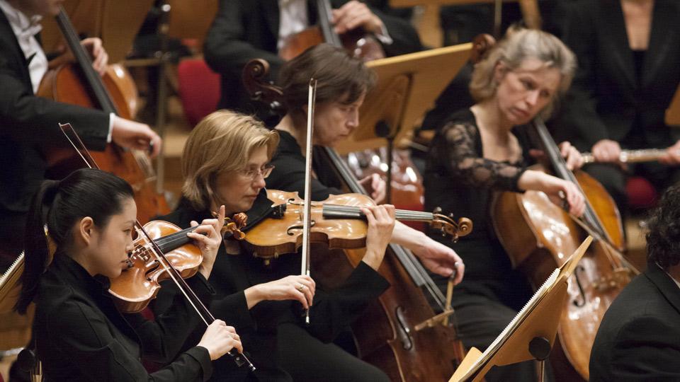 WDR Sinfonieorchester Köln | Foto: © WDR/Kost