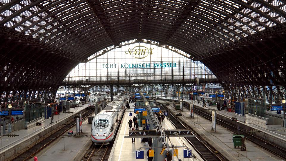 Kölner Hauptbahnhof übergriffe