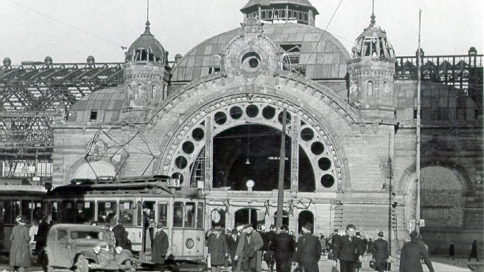 Bombenanschlag Kölner Hauptbahnhof