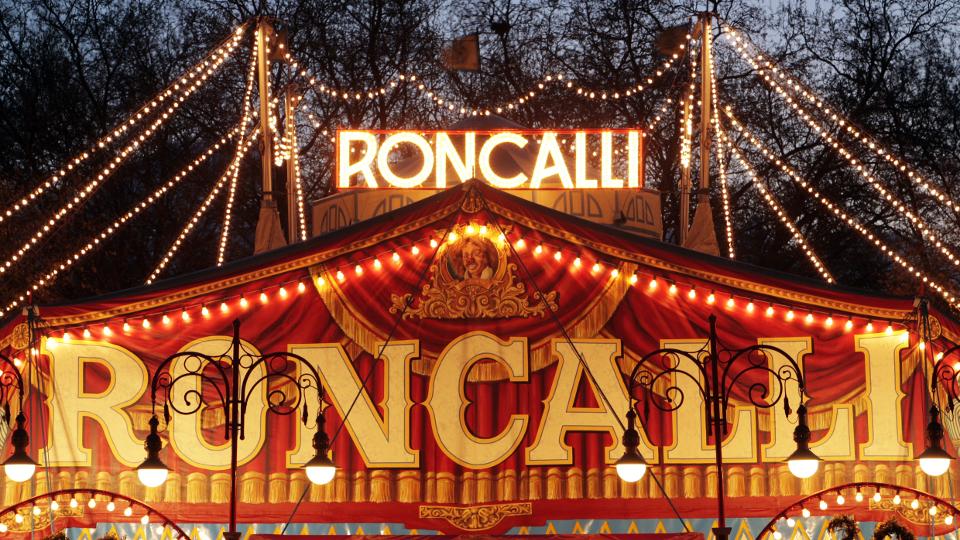Zirkus Roncalli Recklinghausen 2021
