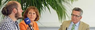 Innenminister bei WDR Dortmund