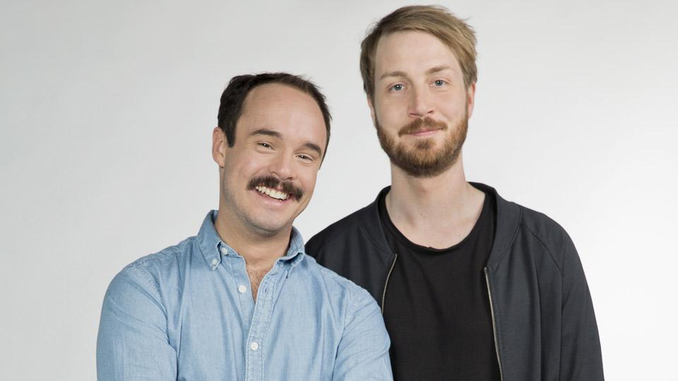 Matthias Kammel und Ron Kühler