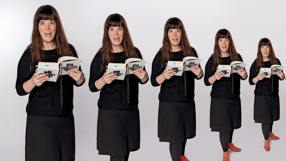 Hörspielredakteurin Christina Hänsel
