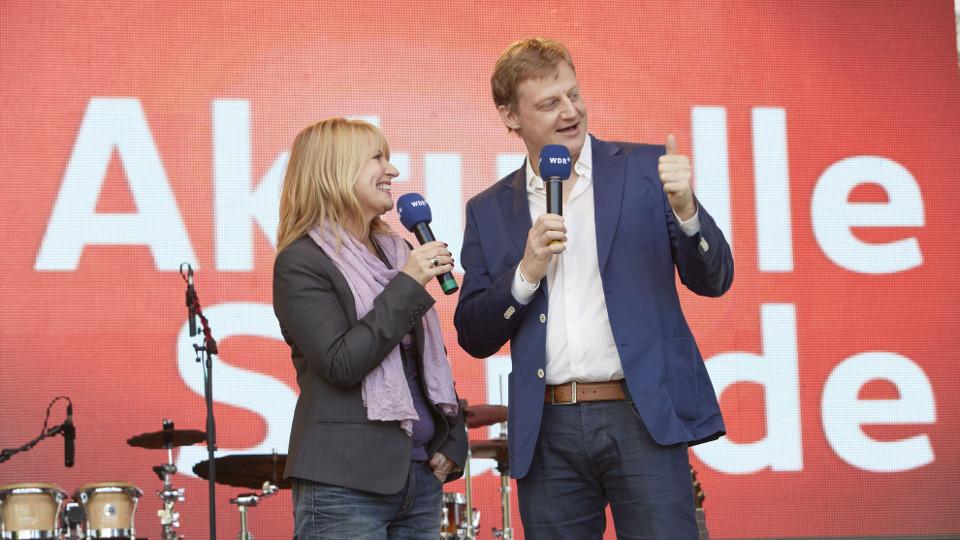 Petra Albrecht im Gespräch mit Jörg Schieb