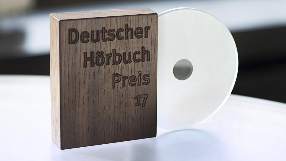 Deutscher Hörbuchpreis 2017