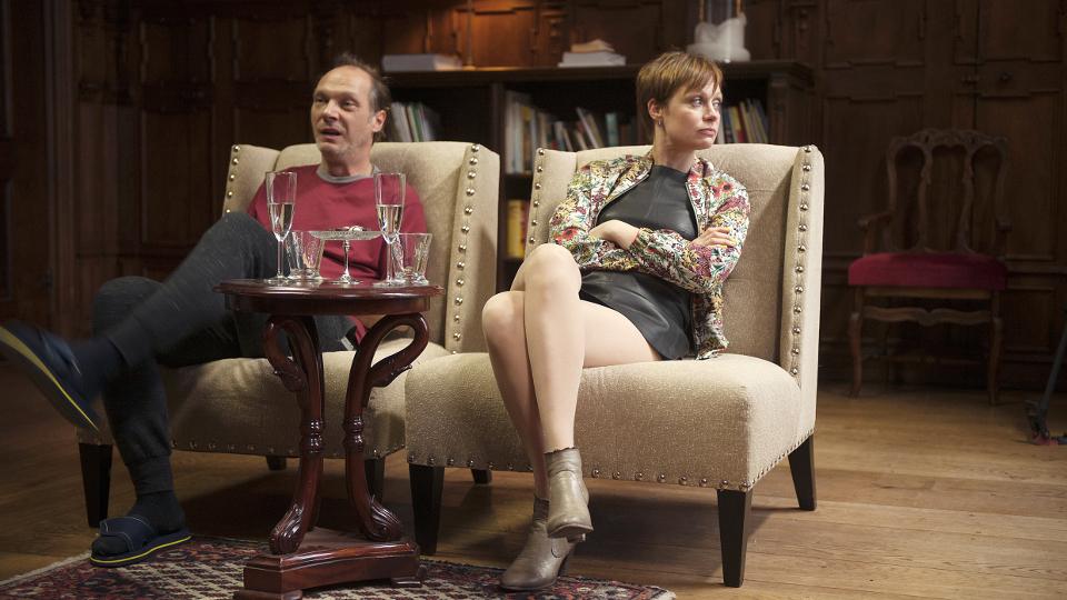 """Szene aus dem Film """"Wellness für Paare"""""""