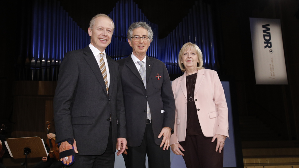 Tom Burow, Gualtiero Zambonini, Hannelore Kraft