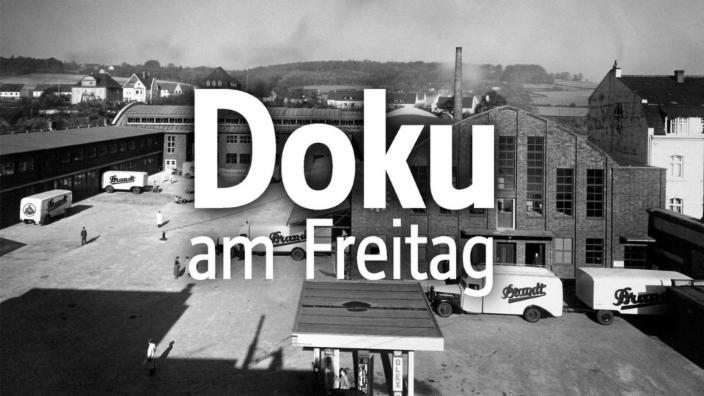 Logo Doku am Freitag