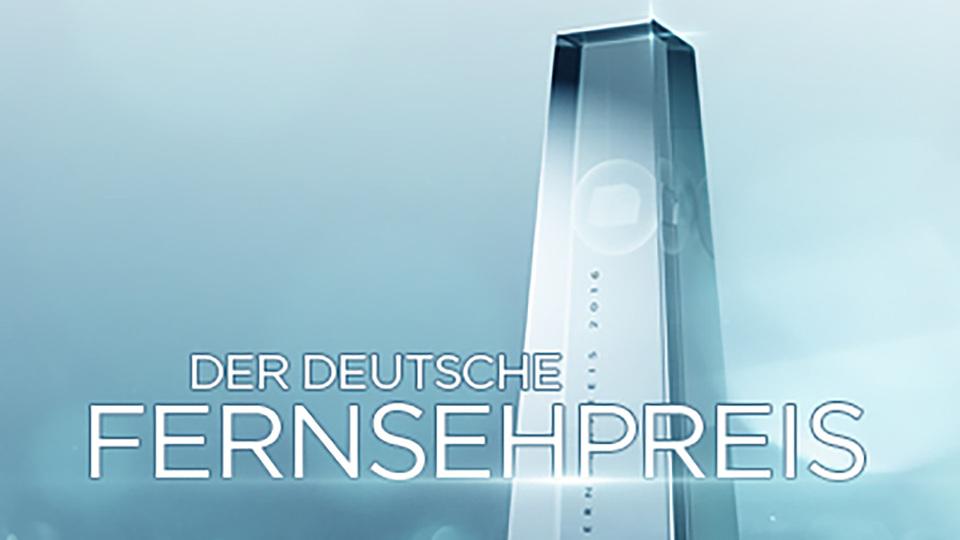 Logo Deutscher Fernsehpreis