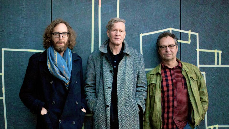 v.l. die Musiker Martin Gretschmann, Andreas Gerth, und Andreas Ammer