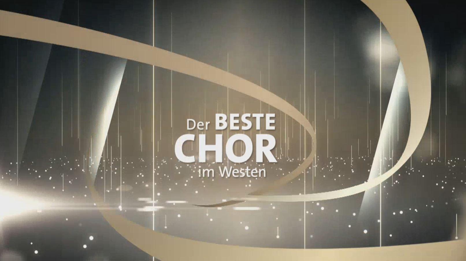 Wdr Mediathek Der Beste Chor Im Westen