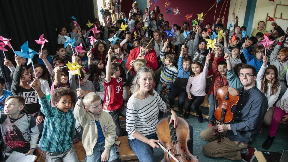 WDR macht Schule