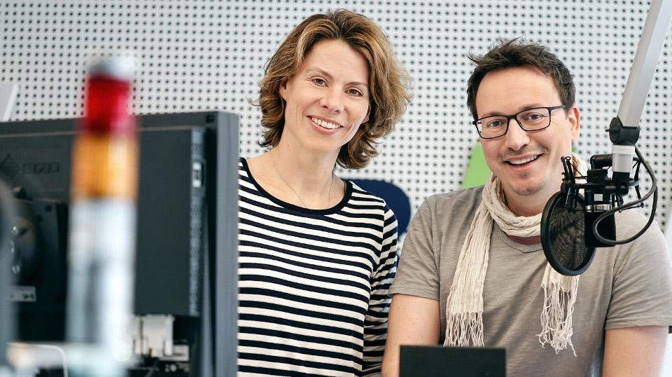 Anke Feller und Marc Eschweiler