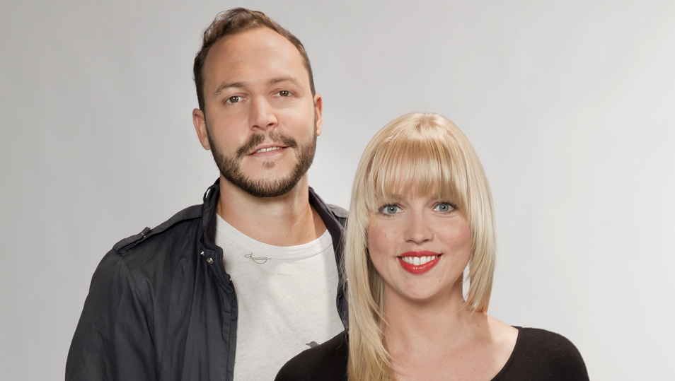 Franziska Niesar und Tilmann Koellner