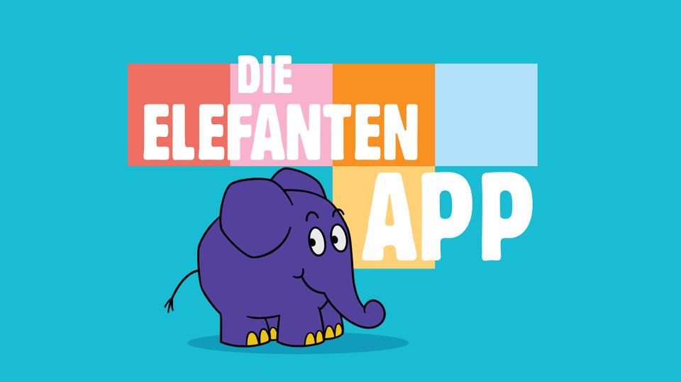 App mit dem Elefanten