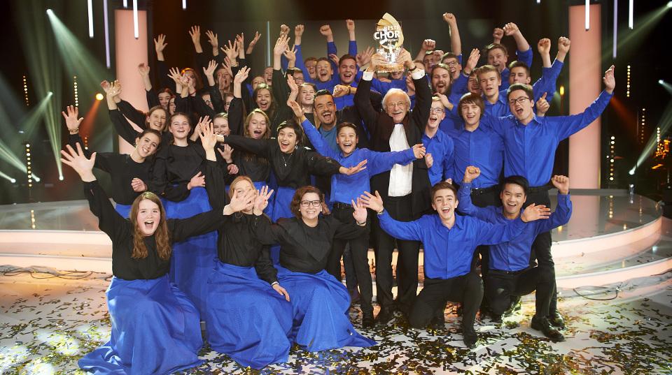 Der Christophorus-Jugendkammerchor ist Der beste Chor im Westen .