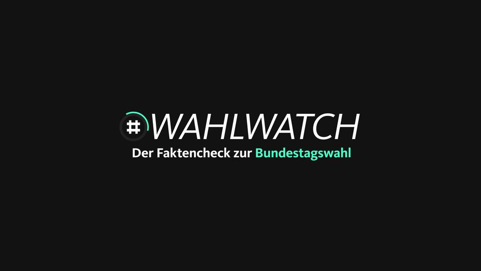 Logo #wahlwatch