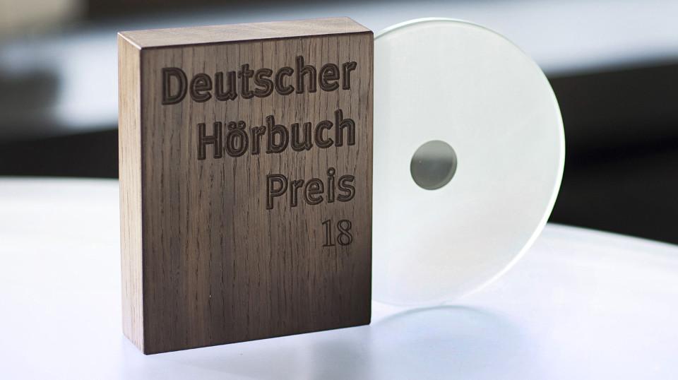 Deutscher Hörbuchpreis 2018