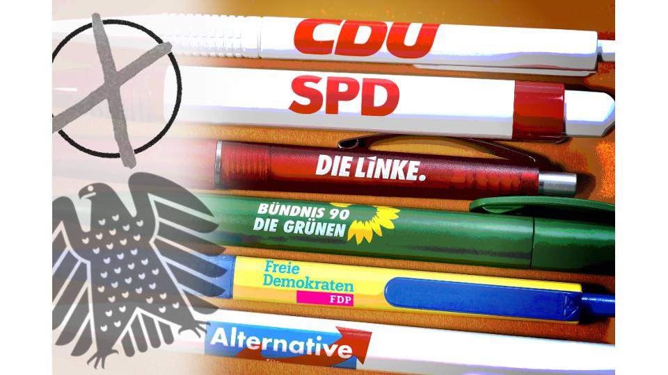 ARD-Vorwahlumfrage