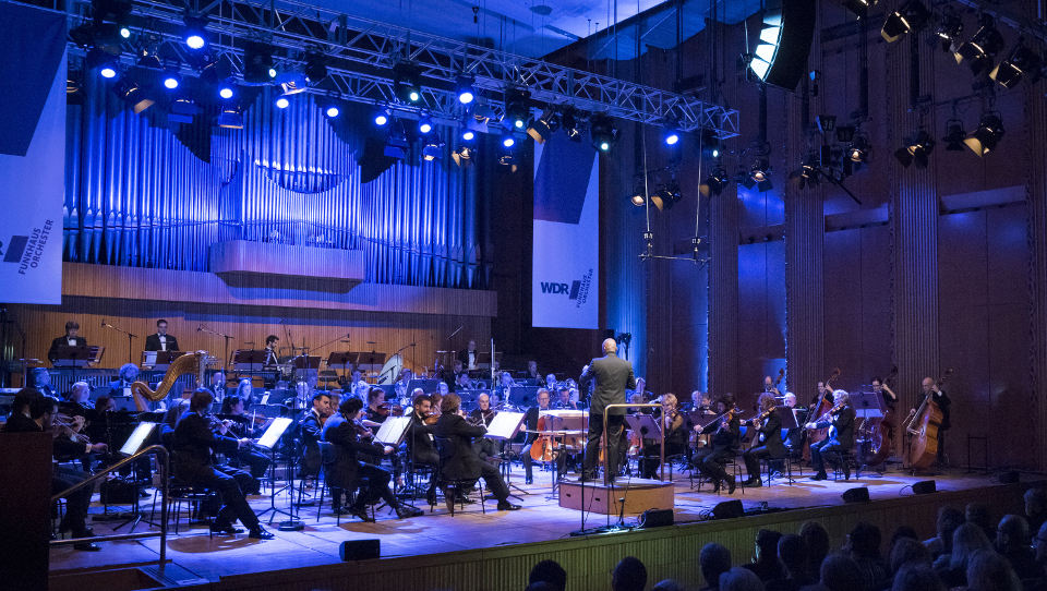 Das WDR Funkhausorchester