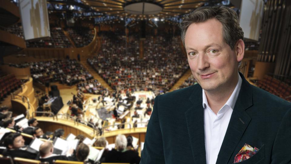 Eckart von Hirschhausen und das WDR Funkhausorchester