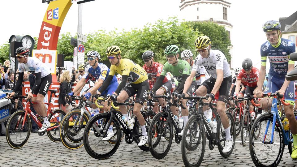 """Die """"Tour de France 2017"""""""