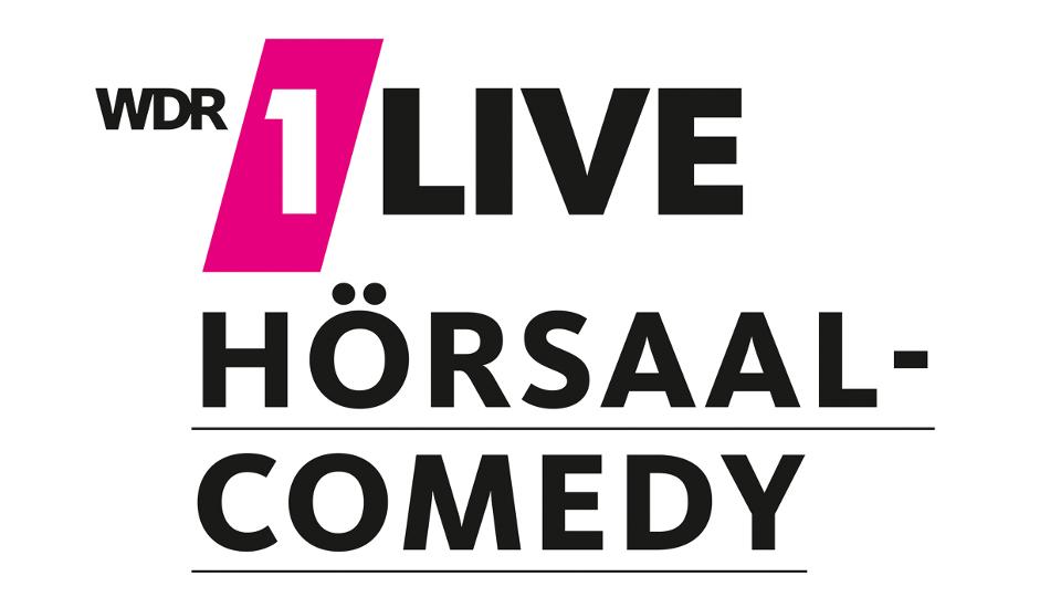 1LIVE Hörsaal-Comedy Logo