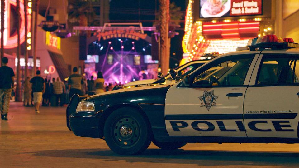 Polizeieinsatz in Las Vegas