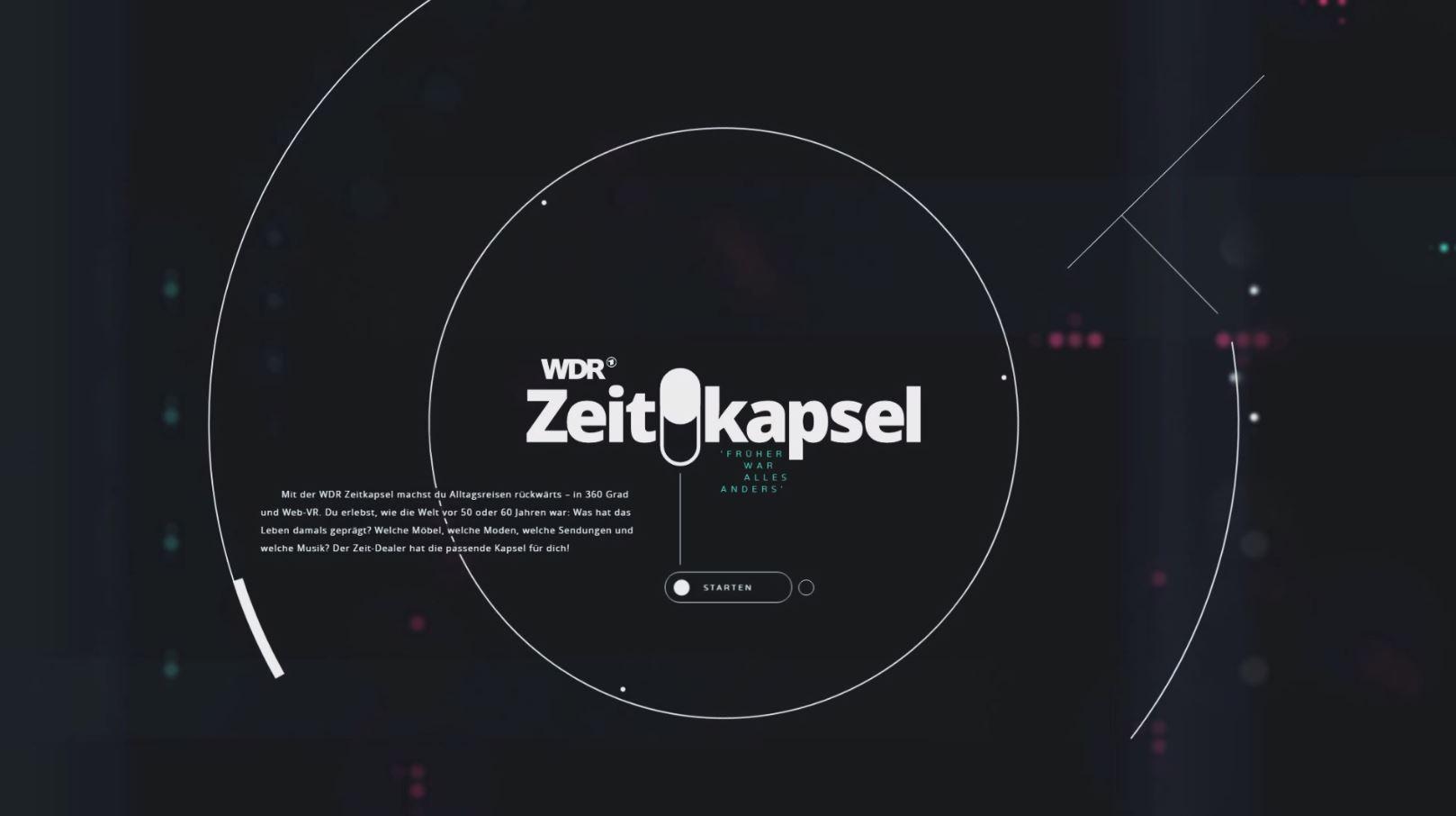 zeitkapsel screenshot
