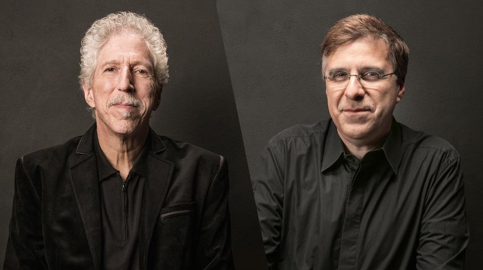 Chefdirigenten Bob Mintzer und Vince Mendoza