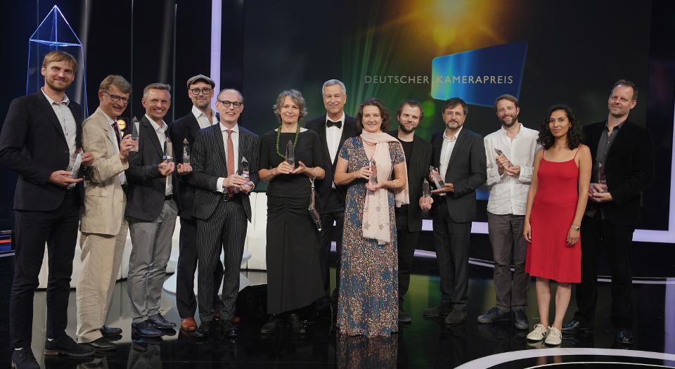 Das Gruppenbild der Preisträger