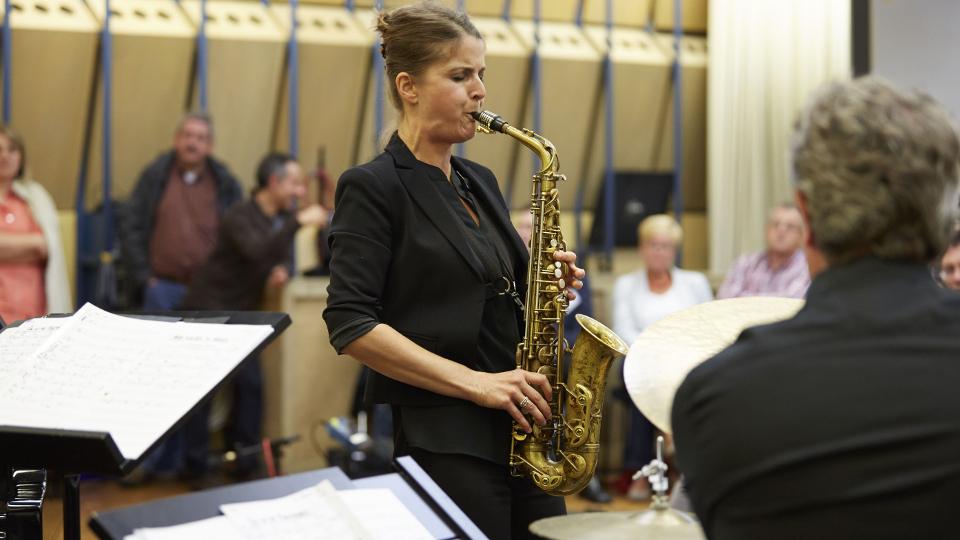 Karolina Strassmayer, WDR Big Band