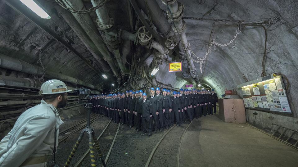 Das virtuelle Bergwerk im Netz