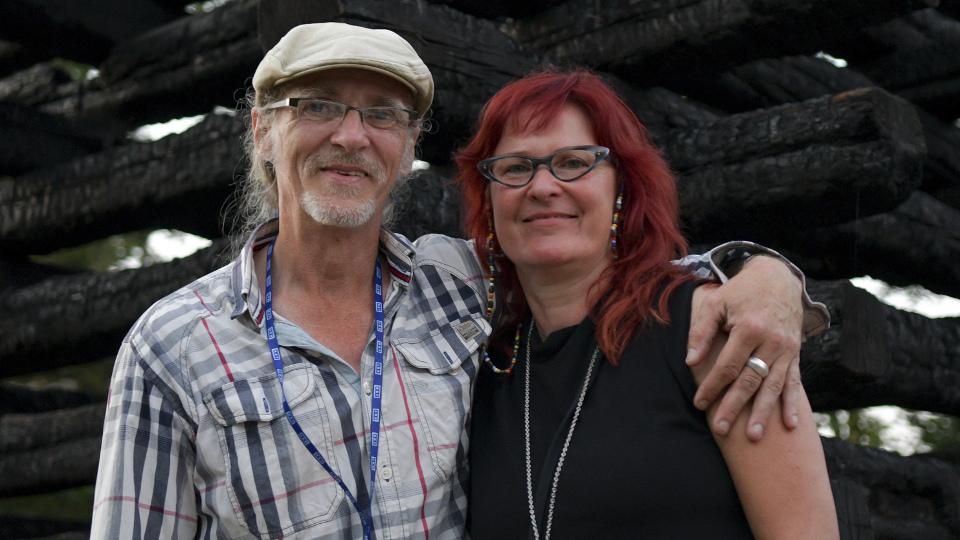 Ehepaar Birgit und Horst Lohmeyer