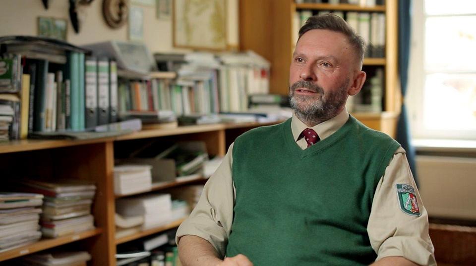 Diethard Altrogge ist Leiter des Forstamtes Siegen-Wittgenstein.