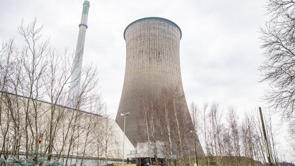 Knepper Kraftwerk im Ruhrgebiet
