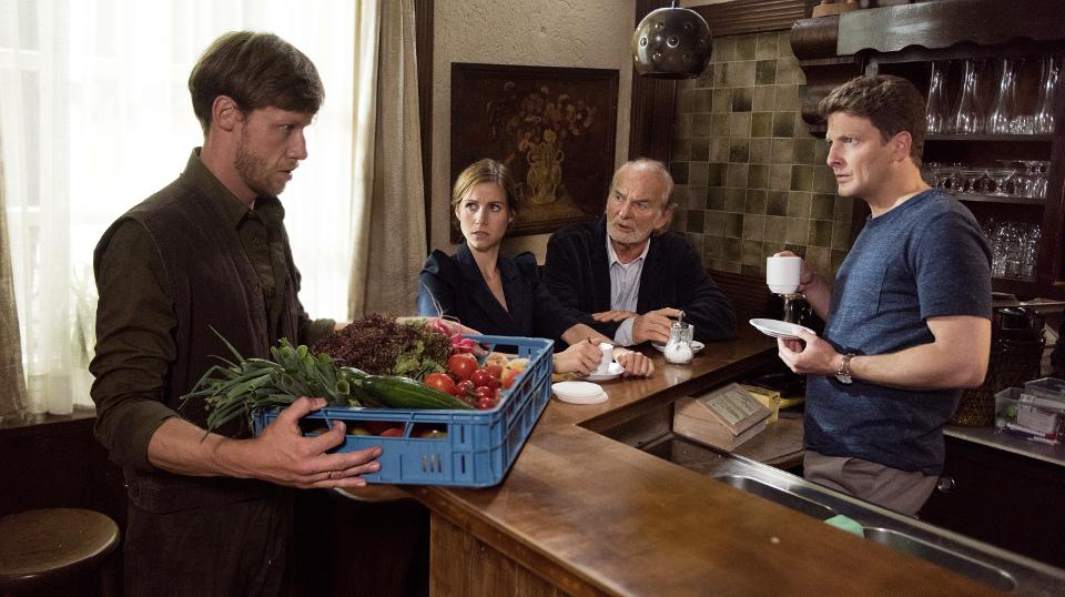 Szene aus der Serie Meuchelbeck