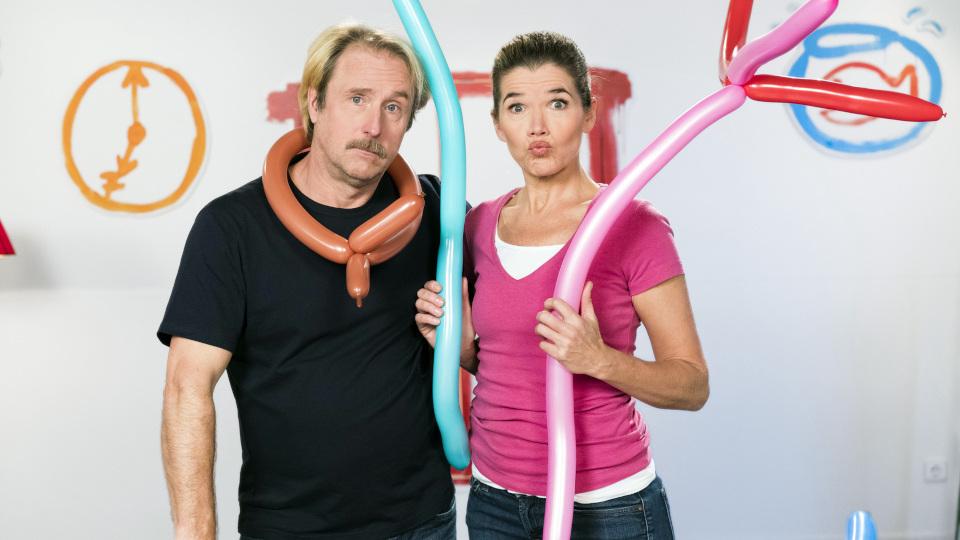 Anke Engelke & Bjarne Mädel