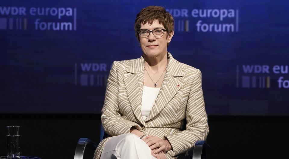 Annegret Kramp-Karrenbauer (Bundesvorsitzende Christlich Demokratische Union Deutschlands, MdB)