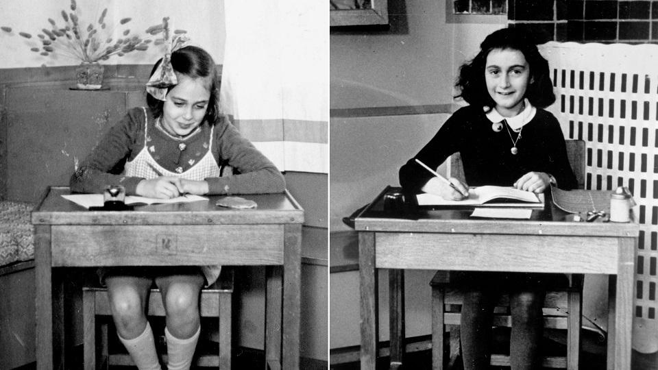 Einladung Anne Frank Gespräch