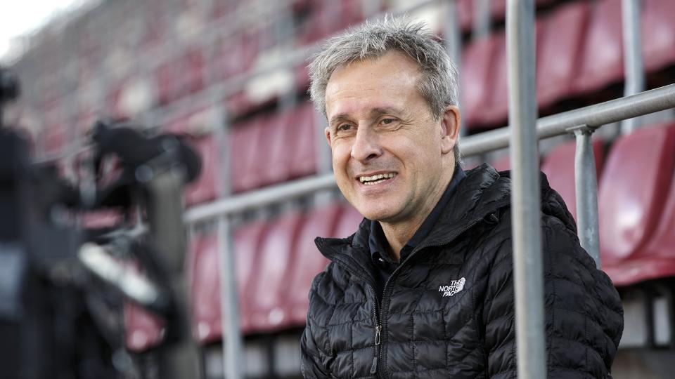 FC-Kicker Pierre Littbarski