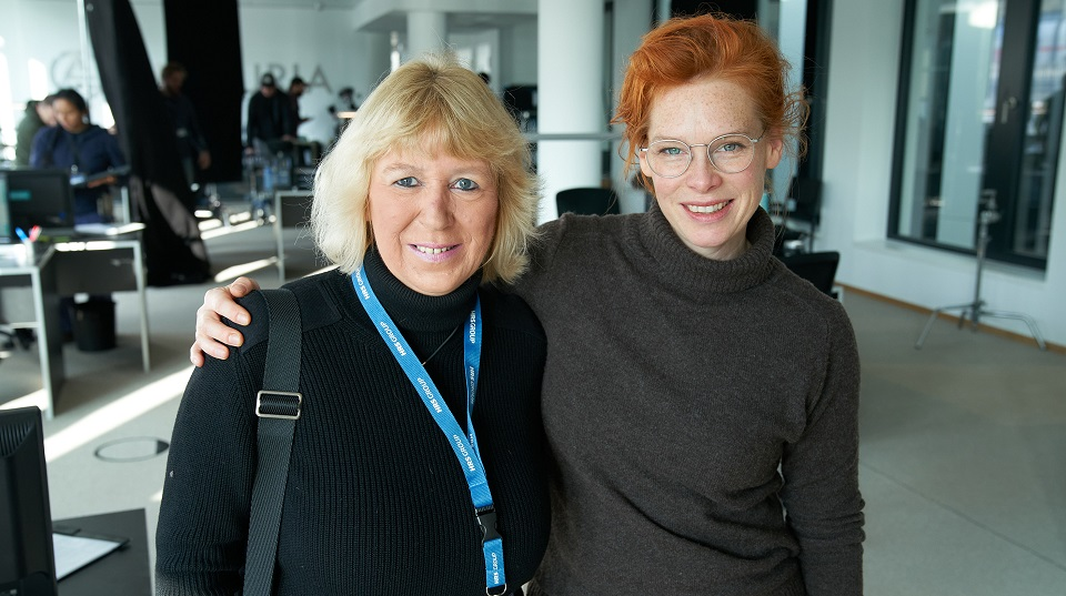 Anwältin Beatrix Hüller