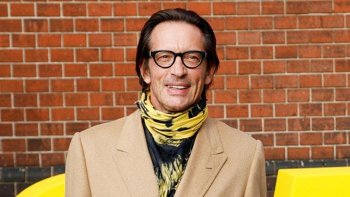 Regisseur und Autor Oskar Roehler