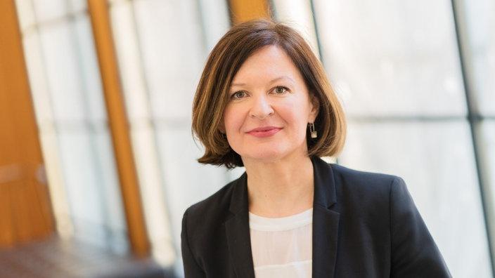 WDR-Integrationsbeauftragte Iva Krtalic