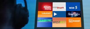 WDR Mediathek Symbolbild
